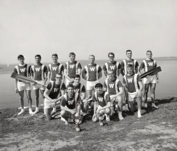 Men's Frosh Crew team, 1967