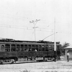 T.M.E. R and L. (The Milwaukee Electric Railway and Light Company),Rochester, Wisconsin