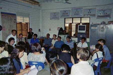 Immigration/resettlement process meeting