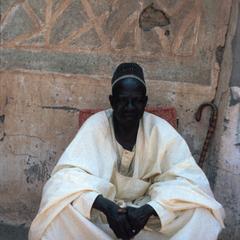 Sarkin Mirria, the Chef de Canton of Mirria, Niger