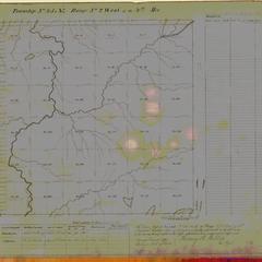 [Public Land Survey System map: Wisconsin Township 45 North, Range 02 West]