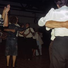 Couples dance at the Wisconsin Polka Boosters Festival