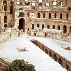 Coliseum at Eldjem