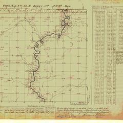 [Public Land Survey System map: Wisconsin Township 10 North, Range 04 West]