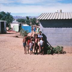 Children in Katatura Township