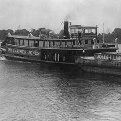 Wm. Larimer Jones (Towboat, 1930-1953)