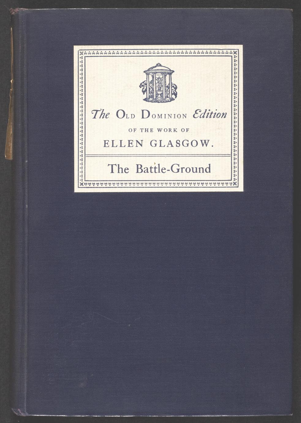 The battle-ground (1 of 3)