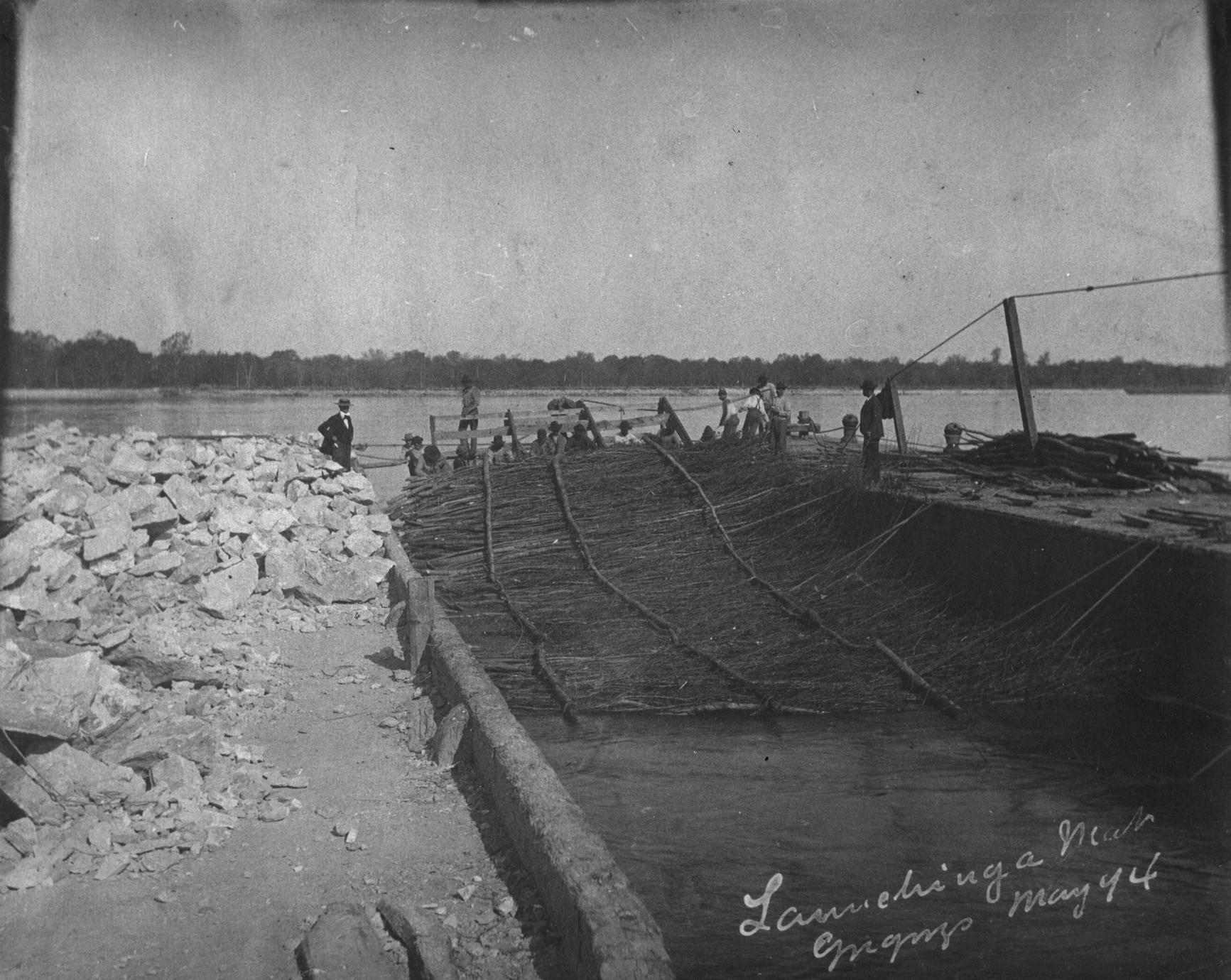Wing Dam (River Improvements)