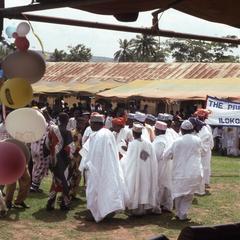 People celebrating Iloko Day