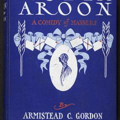 Robin Aroon : a comedy of manners