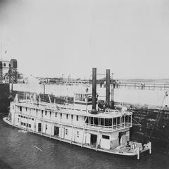 Comanche (Towboat, 1915-1947)