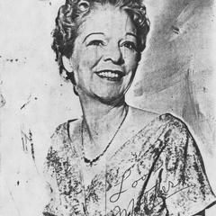 Donna McArthur Berigan