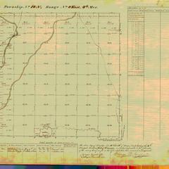 [Public Land Survey System map: Wisconsin Township 18 North, Range 08 East]