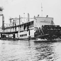 Otto Marmet (Towboat, 1898-1935)
