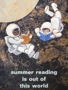 Summer reading is out of this world