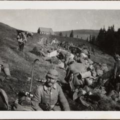In Siebenbürgen Hans Kellringer