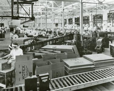 Paper Mill Workers