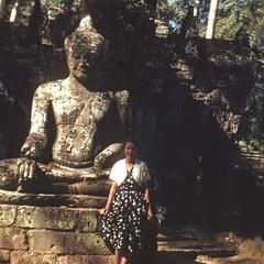 Tep Pranam buddha and me