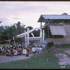 Ban Pha Khao : village at vat