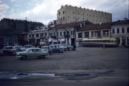 Kiev streetcar