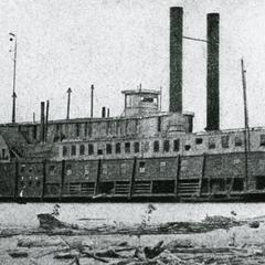 Red Rover (Packet/Hospital boat, 1857-1865)