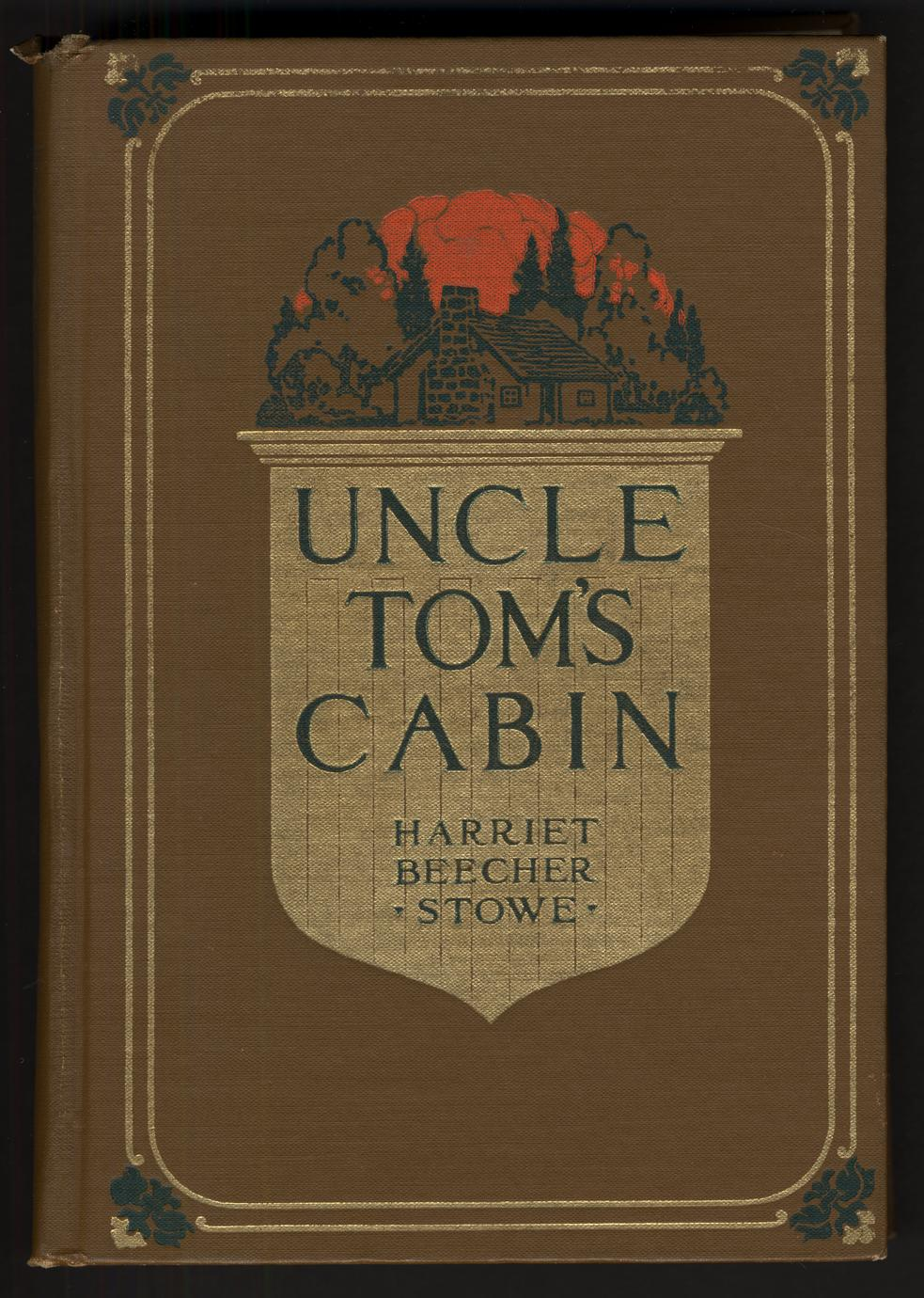 Uncle Tom's cabin : a tale of life among the lowly (1 of 2)