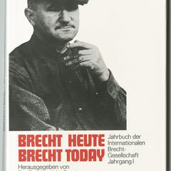 The Brecht yearbook