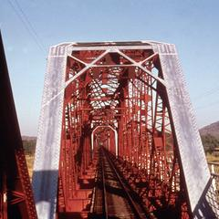 Railroad Bridge over Zambezi River