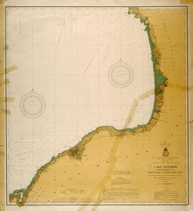 Lake Ontario coast chart no. 2. Stony Point to Little Sodus Bay