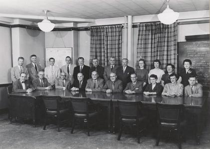WCD information and education division staff