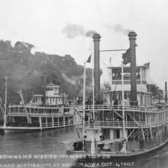 Mississippi (Towboat/Packet/Inspection boat, 1882-1919)
