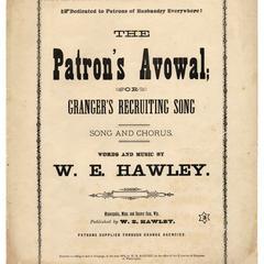 Patron's avowal