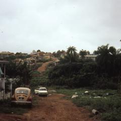 Back road into Ilesa