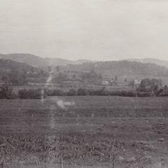 Johnson farm terrace