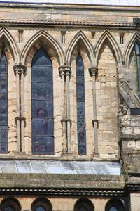 Lincoln Cathedral choir south side