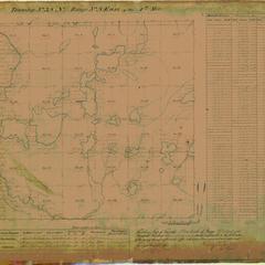[Public Land Survey System map: Wisconsin Township 38 North, Range 08 East]
