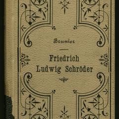 Freidrich Ludwig Schröder