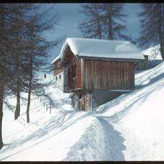 Ski scenery