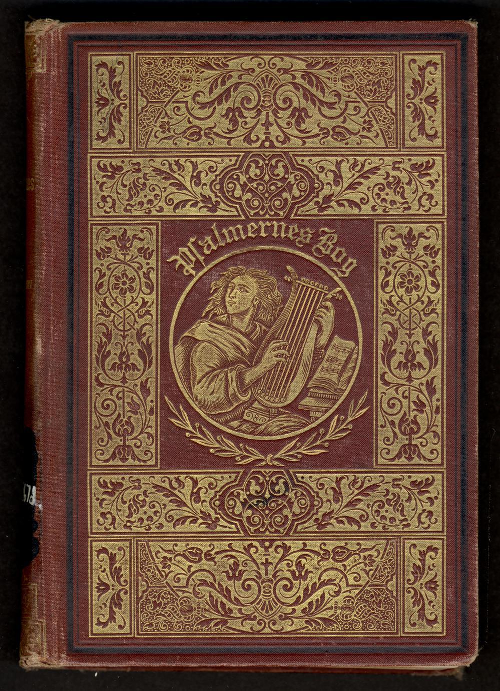 Psalmernes bog : historisk belyst og i oprindelig poetisk form (1 of 3)