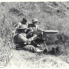 First Filipino Infantry Regiment Training, California, 1943