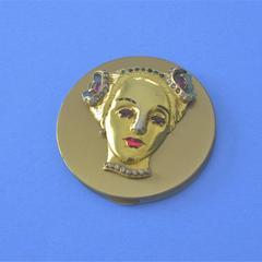 Eisenberg jeweled round compact