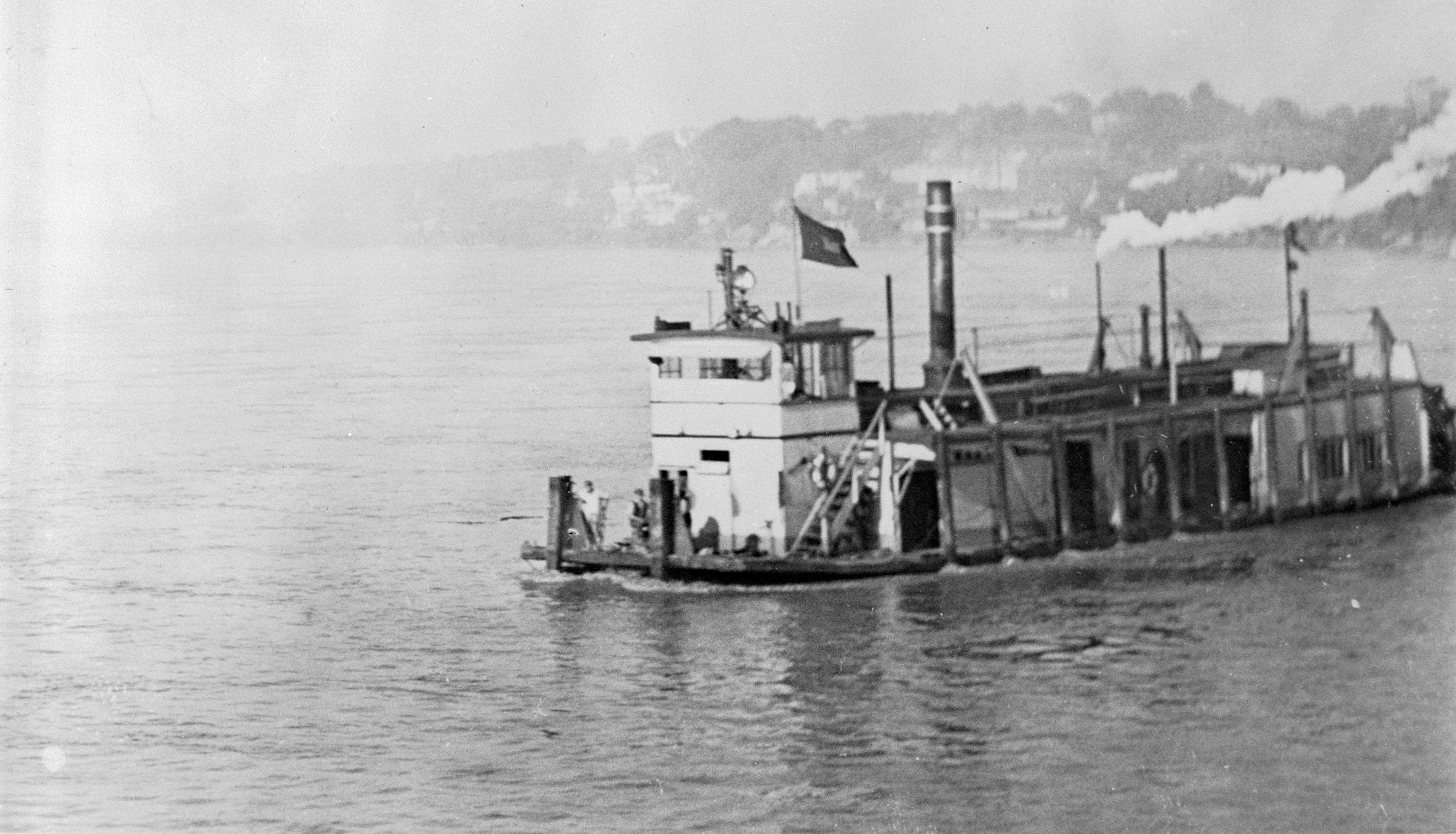 Salvisi (Towboat, 1912-1944)