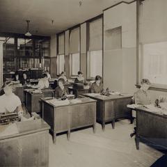 Jeffery office employees