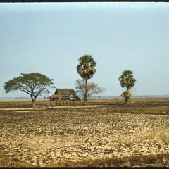 Village near Vientiane