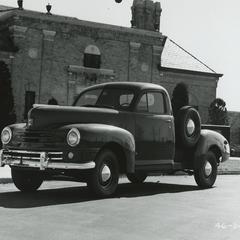 A Nash pickup truck