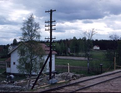 Finnish countryside from train