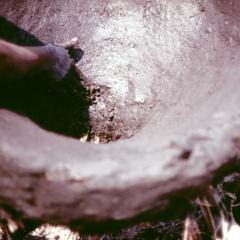 Inside a Salt Basket Filler
