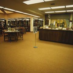 Librarian Georgianne Bentzler, University of Wisconsin--Marshfield/Wood County