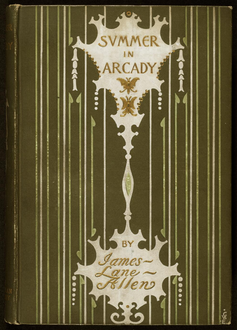 Summer in Arcady : a tale of nature (1 of 3)