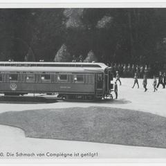 21. Juni 1940. Die Schmach von Compiègne ist getilgt!